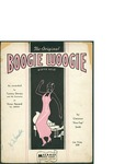 Boogie Woogie / words by Clarence Pine Top Smith by Clarence Pine Top Smith and Melrose Music (New York)