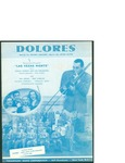 Dolores / music by Louis Alter; words by Frank Loesser by Louis Alter, Frank Loesser, and Paramount (New York)