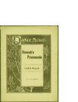 Hannah's Promenade / words by J. H Ellis by J. H. Ellis