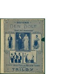 Don't You Remember or Ben Bolt / music by Nelson Kneass; words by Thomas Dunn English by Nelson Kneass, Thomas Dunn English, and Dana T. Bennett Co. (New York)