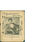 The Nation's Song / words by J.M. Munyon and L.L.D. by J. M. Munyon and L.L.D.