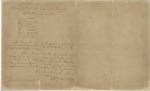 A List of the Commissioned Officers in the Action of the 17th of January 1781. (Battle of Cowpens) by Daniel Morgan