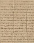 L. Tucker to Cornelia L. Littlefield (31 March 1824) by L. Tucker and Cornelia L. Littlefield
