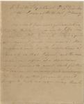 Nathanael Greene to David Oliphant (21 December 1782) by Nathanael Greene and David Oliphant