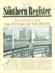 Southern Register. 2003.3 (Fall 2003) by University of Mississippi. Center for the Study of Southern Culture.