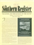 Southern Register. 2003.2 (Spring/Summer 2003) by University of Mississippi. Center for the Study of Southern Culture.