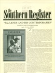 Southern Register. 2002.2 (Spring/Summer 2002) by University of Mississippi. Center for the Study of Southern Culture.