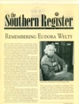 Southern Register. 2001.3 (Fall 2001) by University of Mississippi. Center for the Study of Southern Culture.