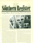 Southern Register. 2000.3 (Fall 2000) by University of Mississippi. Center for the Study of Southern Culture.