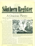 Southern Register. 1999.3 (Fall 1999) by University of Mississippi. Center for the Study of Southern Culture.