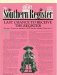 Southern Register. 1998.3 (Summer/Fall 1998) by University of Mississippi. Center for the Study of Southern Culture.