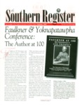 Southern Register. 1997.2 (Summer 1997) by University of Mississippi. Center for the Study of Southern Culture.