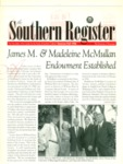 Southern Register. 1996.3 (Summer/Fall 1996) by University of Mississippi. Center for the Study of Southern Culture.