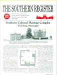 Southern Register. 1994.4 (Fall 1994) by University of Mississippi. Center for the Study of Southern Culture.