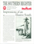 Southern Register. 1993.4 (Fall 1993) by University of Mississippi. Center for the Study of Southern Culture.