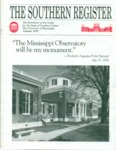 Southern Register. 1992.3 (Summer 1992)
