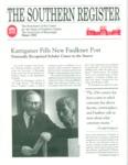 Southern Register. 1992.1 (Winter 1992)