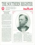 Southern Register. 1991.2 (Spring 1991)