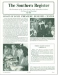 Southern Register. 1989.4 (Fall 1989)