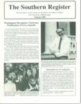 Southern Register. 1989.3 (Summer 1989)