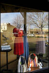 Shop Window [Courthouse Square] by Nelson Griffin