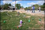 Trashing the Skate Park [Oxford Skate Park, Bramlett Boulevard] by Nelson Griffin