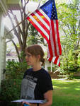 Canvassing for Obama by Lee Taylor