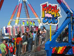 Carnival Ride, Mid South Fair by Eric Griffis
