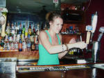 Bartender at the Blind Pig by Nathan Gregory