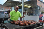 Smoked Turkey Legs [Holly Springs Pilgrimage] by Leslie Hassel