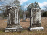 Lammey Headstones [Free Springs Cemetery] by Mary Kate Keappler