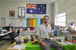 Gabriel Garrido [Myrtle Hall IV Elementary School] by Austin McAfee