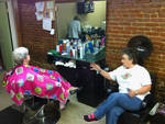 Beauty Shop Interaction by Ethan Booker