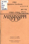 Hand book : biographical data of members of Senate and House, personnel of standing committees [1980] by Mississippi. Legislature