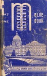 Mississippi Blue Book. Biennial report of the Secretary of State to the Legislature of Mississippi. [1943-1945] by Mississippi. Secretary of State