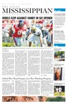 September 20, 2010 by The Daily Mississippian