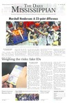 January 27, 2014 by The Daily Mississippian