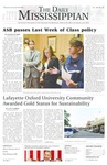 January 29, 2014 by The Daily Mississippian