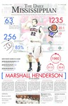March 7, 2014 by The Daily Mississippian