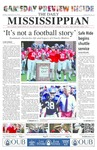 September 12, 2014 by The Daily Mississippian