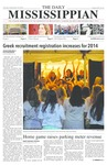 September 16, 2014 by The Daily Mississippian