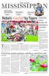October 31, 2016 by The Daily Mississippian