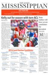 November 7, 2016 by The Daily Mississippian