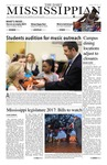 January 24, 2017 by The Daily Mississippian