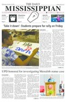 October 15, 2015 by The Daily Mississippian