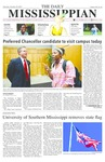 October 29, 2015 by The Daily Mississippian