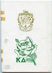 Alpha Mu of Kappa Delta by Kappa Delta. Alpha Mu Chapter (University of Mississippi)