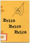 Delta Delta Delta welcomes you to Ole Miss by Delta Delta Delta. Tri Delta Chapter (University of Mississippi)