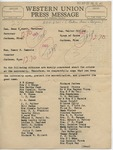 Citizens of Oxford to Ross Barnett, Walter Sillers, and Homer S. Samuels, 27 September 1962 by Citizens of Oxford