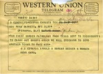 O. D. Edwards, Arnold O. Morgan, Decker S. Womack and Dean Gano to Gov. Ross Barnett, 28 September 1962 by O. Dudley Edwards, Arnold O. Morgan, Decker S. Womack, and Dean L. Gano